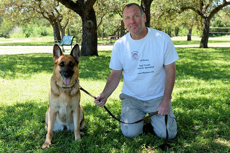 Dog Training Austing TX - Types of Training, Private Lessons